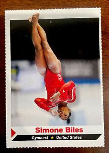 SIMONE BILES 2014 SI for Kids Gym ROOKIE Card #292 **See Description**