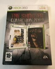 Xbox 360 Spiele - The Shooter Collection 2009 (USK 18) RAR!!!NEU!!!