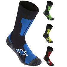 1701816 Alpinestars Mens Crew Socks MTB Mountain Biking Cycling Adults Cotton