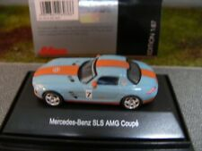 1/87 Schuco MB SLS AMG Coupe Gulf #7 26038