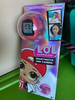 L.O.L. Surprise! Smartwatch and Camera for Kids w/ Cameras, Video, Games