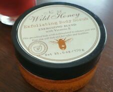 Jean Philippe EXFOLIATING BODY SCRUB 6oz Wild Honey (Unisex)
