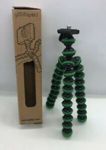 JOBY Gorillapod Original Flexible Mini-Tripod (Black/Lime Green) ~ JB01237 ~ NIB
