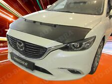 BONNET BRA for Mazda 6 since 2012 STONEGUARD PROTECTOR