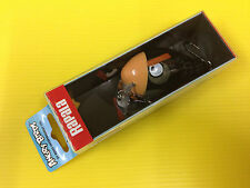 Rapala Angry Birds DTFAT-1 Bomb, Black Bird Color Crankbait Fishing Lure.
