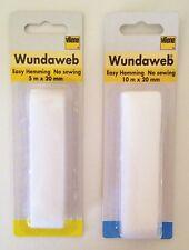 Wundaweb Hemming Tape by Vilene 10m X 20mm