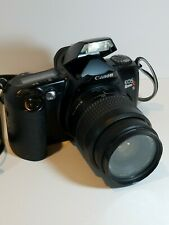 New ListingCanon Eos Rebel Xs 35mm Slr Film Camera with 35-80mm Lens. Used, tested works.