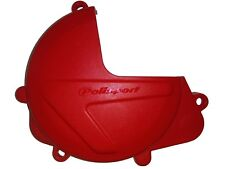 Honda Clutch cover protector CRF 450 R / 450 RX 2017 - 2018 Red Motocross