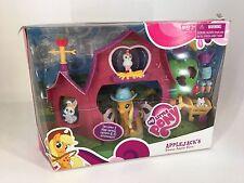 My Little Pony G4 - Applejack's Sweet Apple Barn - Playset / House