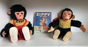 Vintage Zippy the Chimp Lot