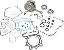 Hot Rods Complete Bottom End Kit KX250F 2011-13 Crank Gaskets Bearings Seals