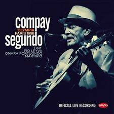 Compay Segundo - Live Olympia París 1998 (NEW CD+DVD)