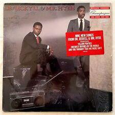 1985 - DR. JECKYLL & MR. HYDE - THE CHAMPAGNE OF RAP LP - PROFILE ORIGINAL PRESS