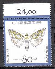 BRD 1992 Mi. Nr. 1604 Postfrisch Oberrand TOP!!! (10510)