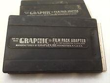Graflex Graphic Film Pack Adapter No 1232
