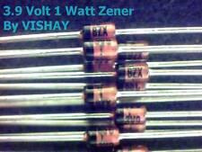 100 Pcs 1N4730A 1N4730 VISHAY Zener Diode 3.9V 1W - USA SELLER - Free Shipping
