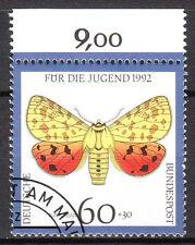 BRD 1992 Mi. Nr. 1602 Gestempelt Oberrand Top! (9108)