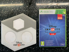 DISNEY INFINITY - XBOX 360 Game Disc and Portal for Infinity 2.