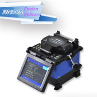 JW4108S FTTH Fiber Optic Splicing Optical Fiber Fusion Splicer DHL Free Shipping