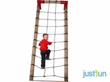 Kletternetz 1,50 x 2,70 für Spielturm Kletterturm Kletterseil Strickleiter Netz