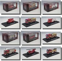 British Fire Engines, Suitable for dublo, ATLAS / Oxford