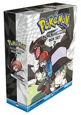 Pokemon Black and White (Manga) Box Set 2 (Vol 9-14) - BRAND NEW