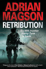 Magson, Adrian, Retribution (A Harry Tate Thriller), Very Good Book