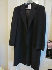 Coes of Ipswich mens full length pure wool coat size 42