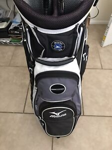 mizuno golf bag 14 way