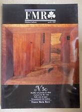 FMR RIVISTA FRANCO MARIA RICCI N. 50 ANNO 1987 - A5
