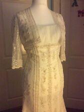 Mori Lee Wedding Dress Size 12 Ivory