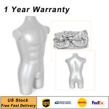 Man Whole Body With Arm Inflatable Mannequin Fashion Dummy Torso Model