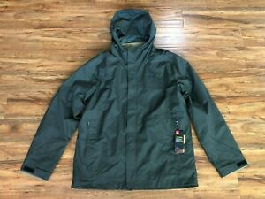 Under Armour Storm 3-in-1 Cold Gear Jacket Green 1342742-310 Men's Size XL