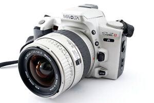 **Exc+++++** Minolta Alpha Sweet S α SLR camera w/Sigma 28-80mm F/3.5-5.6V A0790