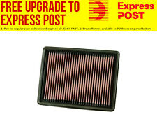 K&N Replacement Panel Filter Suit 2006-2010 Jeep Commander & Grand Cherokee 3.0L