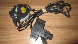 Madcatz Rf Adapter For Playstation,Xbox, GameCube, Nintendo 64
