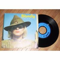 "Blondie – Dreaming 1979 French pressing 7"" Vinyl Single 45 rpm"