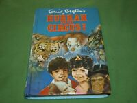 "Vintage Enid Blyton Hardback ""Hurrah for the Circus"" 1986"