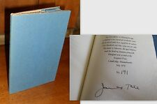 Signed Limited Edition ~ Wrong Songs by James Tate (1970, Hardcover)