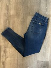 EUC Joes Skinny Ankle Fit Jeans Medium Wash Stretch Womens Size 29