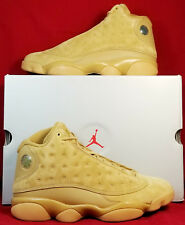 NIB Mens 11 AIR JORDAN 13 XIII RETRO 414571 705 ELEMENTAL GOLD TAN $190 NEW