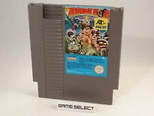 THE ADVENTURE ISLAND PART II TWO 2 NINTENDO NES PAL A ITA ITALIANO ORIGINALE