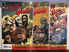 Living With The Dead #1-3 VF/NM 1st Print Dark Horse Comics
