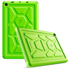 For Amazon Fire HD 10 (2019) Tablet Case w/Drop Protection Silicone Cover Green