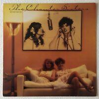 CHANTER SISTERS ~ SHOULDER TO SHOULDER ~ 1978 UK 10-TRACK VINYL LP RECORD