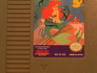 Disney's The Little Mermaid NES (Nintendo Entertainment System, 1991)