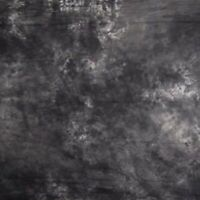 6 x 9 ft Photo Studio Muslin Backdrop Photography Tie Dyed Grey Background