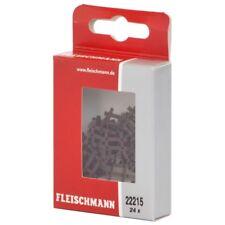 SOGLIE RINVIO FERROVIARIO 1PEZZO Schwellenendstück Flexgleis Fleischmann 22215 N