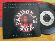 Pandora's Box  Good Girls Go To Heaven (Bad Girls Go Everywhere) 7inch Single