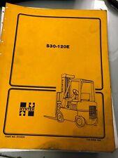 Hyster S30-120E Service Manual